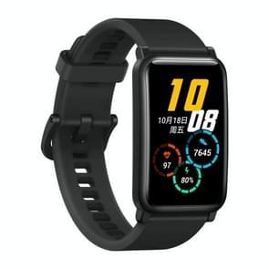HUAWEI Honor ES Fitness Tracker Smart Watch  1 64 inch Scherm  Support Exercise Recording  Hartslag / Slaap / Bloed zuurstof monitoring  vrouwelijke fysiologische cyclus opname (Zwart)