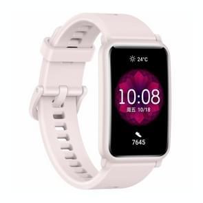 HUAWEI Honor ES Fitness Tracker Smart Watch  1 64 inch Scherm  Support Exercise Recording  Hartslag / Slaap / Bloedzuurstof monitoring  vrouwelijke fysiologische cyclus opname (Roze)