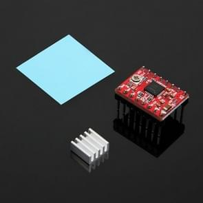 A4988 Stepper Driver with Heatsink and Sticker