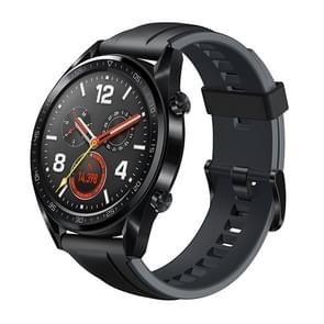 HUAWEI WATCH GT Sport Wristband 5ATM Waterproof Bluetooth Fitness Tracker Smart Watch, Support Heart Rate / Pressure Monitoring / Exercise / Pedometer / Sleep Monitor / Call Reminder / Sedentary Reminder(Black)