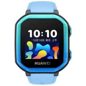 HUAWEI Kids Watch 3s  1 4 inch TFT-scherm  512 MB+4GB  Ondersteuning Positionering / Spraakoproep / Leerassistent / One-key SOS  4G Network (Blauw)