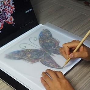 3.5W 5V LED USB Three Level of Brightness Dimmable A4 Acrylic Scale Copy Boards Anime Sketch Drawing Sketchpad