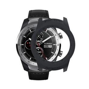 For Tic Watch Pro PC Protective Case (Black)