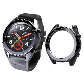 For Huawei GT 46mm Plating PC Protective Case (Black)