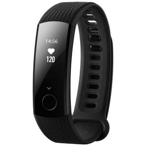 Original Huawei Honor Band 3 0.91 inch OLED Screen Smart Wristband, 5ATM Waterproof, Support Pedometer/ Heart Rate Monitor / Information Reminder / Sleep Monitor