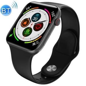 Elephone W6 1 54 inch TFT-kleurenscherm IP67 Waterproof Bluetooth 5.0 Sport Smart Watch met metalen horlogeband  ondersteuning camera afstandsbediening / hartslagmeter / slaapmonitor(Zwart)