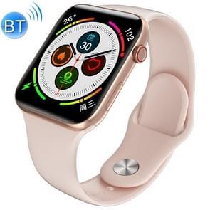 Elephone W6 1 54 inch TFT-kleurenscherm IP67 Waterproof Bluetooth 5.0 Sport Smart Watch met metalen horlogeband  ondersteuning camera afstandsbediening / Hartslagbewaking / Slaapmonitor(Roze)