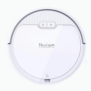 iiutec-V2 1200Pa Large Suction Self-rechargeable Smart Household Vacuum Cleaner Clean Robot, Support Phone APP Control(White)
