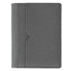Original Xiaomi Portable Business Cowhide Vertical Folding Card Bag