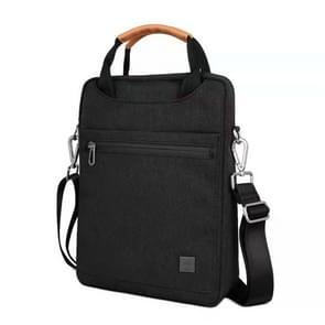 WIWU 11 inch Fashion Waterproof Pioneer Vertical Digital Handbag(Black)