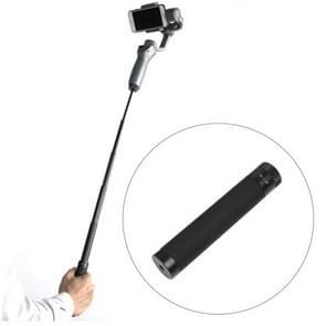 Uitbreiding Rod Selfie Monopod Stokhouder voor DJI OSMO mobiel 2  lengte: 14 8-66cm (zwart)