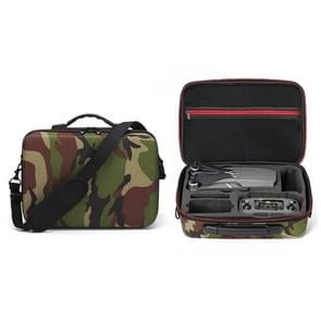PU EVA Camouflage Portable Single Shoulder Storage Travel Carrying Cover Case Box for DJI Mavic 2 Pro / Zoom (Camouflage)