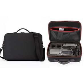 Portable Single Shoulder Storage Travel Carrying Cover Case Box for DJI Mavic 2 Pro / Zoom (Black)