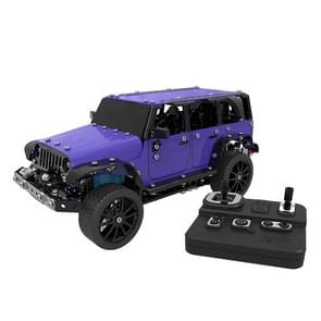 MoFun SW(RC)-004 Remote Control Alloy Assembly Model Jeep Vehicle Toy