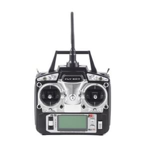 FLY SKY FS-T6 2.4G  6-Channel Digital Proportional Transmitter and Receiver