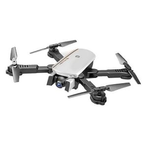 1808 2.4GHz Foldable 4-Axis Quadcopter with Remote Control, Support  Altitude Hold & 1080P Wifi Camera (White)