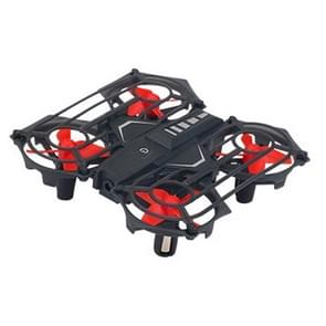 RH817 Induction 4-Axis Quadcopter Smart Toy, Support  Altitude Hold & LED Light (Black)