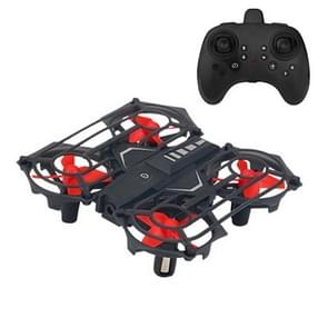 RH817 2.4GHz Induction 4-Axis Quadcopter Smart Toy with Remote Control, Support  Altitude Hold & LED Light (Black)