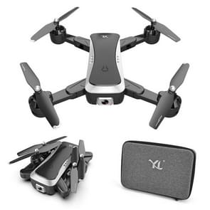 S36 2.4GHz 6-Axis 4CH Foldable HD Aerial Photography Quadcopter with 5MP Dual Camera(Black)