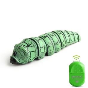 9910A Infrarood Sensor Afstandsbediening gesimuleerd Insect Creatieve Kinderen Elektrische Lastige Speelgoed Model (Groen)