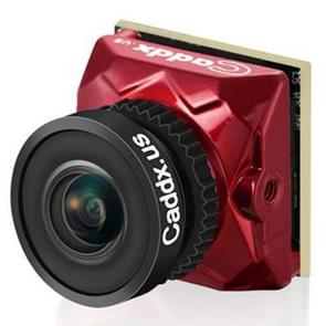 Caddx.us Ratel Mini HD 1.66mm Lens FPV Color Camera, NTSC / PAL Changeable (Red)