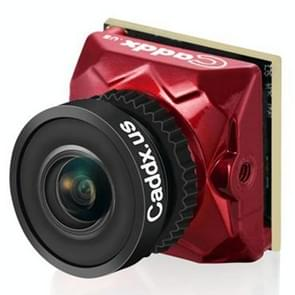 Caddx.us Ratel Mini HD 2.1mm Lens FPV Color Camera, NTSC / PAL Changeable (Red)