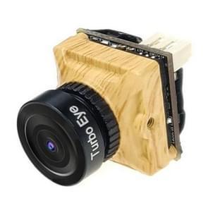 Caddx.us Turbo micro SDR2 PLUS (Freestyle versie) mini 1200TVL volledige grootte Turbo eye lens FPV kleuren camera, NTSC/PAL veranderlijk (hout)