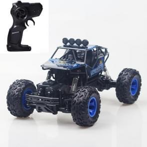 6255 2 4 GHz 1:16 draadloze afstandsbediening drift Off-Road vierwielaandrijving kinderen speelgoed auto (blauw)