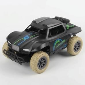 HD808 1:20 27Mhz afstandsbediening korte vrachtwagen hoge snelheid Off-Road drifting kinderen speelgoed auto (zwart)