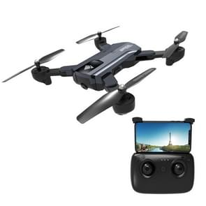 F196 Foldable Drone 2.4GHz 4-Axis WiFi RC Quadcopter with Dual Cameras & Remote Control, Super Long Battery Life, Gesture Photographing, Optical Flow Positioning Tracking & Altitude Hold, Headless Mode, One Key Return