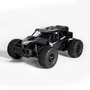HELIWAY DM-1801 2.4GHz Four-way Remote Vehicle Toy Car with Remote Control & 480P HD WiFi Camera(Black)