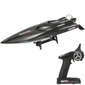 HELIWAY FT011 2.4GHz R/C Racing Boat Speed Boat Kids Toy with Remote Controller