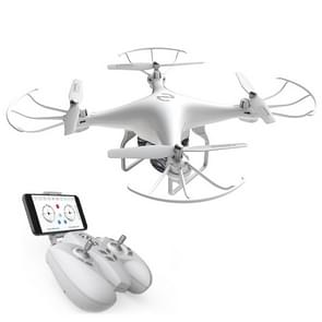 HELIWAY AG-07DW 4-Axis Quadcopter with 0.3MP WIFI Camera Real-time Transmission & LED Night Flight & Gravity Sensing & Remote Control, Support  Headless Mode,Altitude Hold