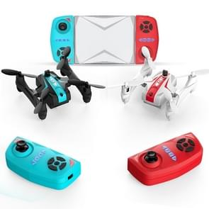 HELIWAY AG-03S 2.4GHz Foldable Mini 4-Axis Quadcopter with Infrared Receiver/Transmitter & Remote Control with Sound Effect, Support  Headless Mode