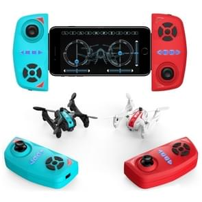HELIWAY AG-03W 2.4GHz Foldable Mini 4-Axis Quadcopter with 2MP WIFI Camera & Infrared Receiver/Transmitter & Remote Control , Support  Headless Mode