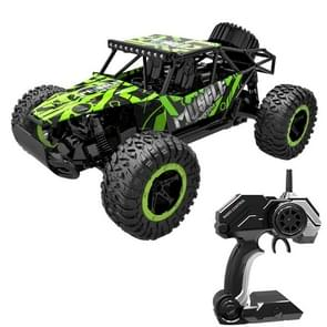 HELIWAY LR-R001 2.4G R/C System 1:16 Wireless Remote Control Drift Off-road Four-wheel Drive Toy Car(Green)