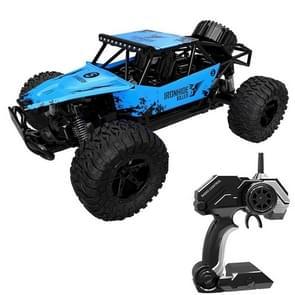 HELIWAY LR-R002 2.4G R/C System 1:16 Wireless Remote Control Drift Off-road Four-wheel Drive Toy Car(Blue)