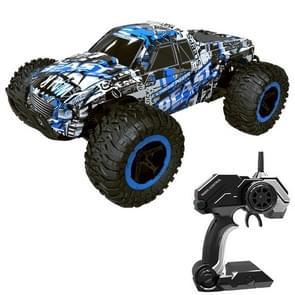 HELIWAY LR-R004 2.4G R/C System 1:16 Wireless Remote Control Drift Off-road Four-wheel Drive Toy Car(Blue)