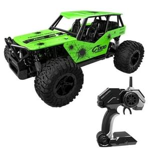 HELIWAY LR-R007 2.4G R/C System 1:16 Wireless Remote Control Drift Off-road Four-wheel Drive Toy Car(Green)