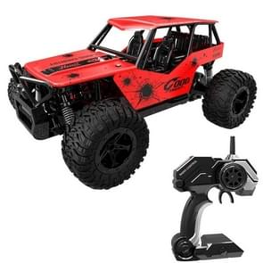 HELIWAY LR-R007 2.4G R/C System 1:16 Wireless Remote Control Drift Off-road Four-wheel Drive Toy Car(Red)