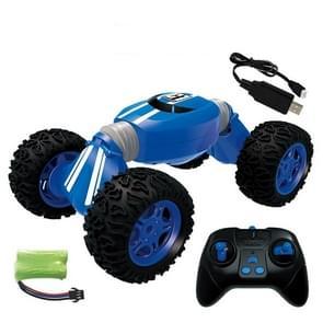 CV8818 vierwielaandrijving klimmen auto model 2 4 G afstandsbediening Off-Road vervorming auto (blauw)
