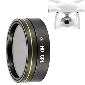 HD Drone CPL Lens Filter for DJI Phantom 4 Pro