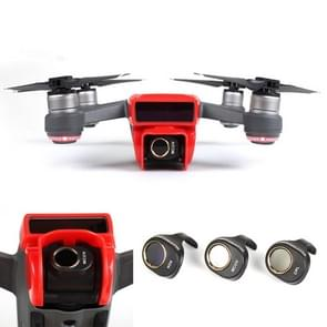 3 in 1 HD Drone Camera ND8 & CPL & UV Lens Filter Set for DJI Spark