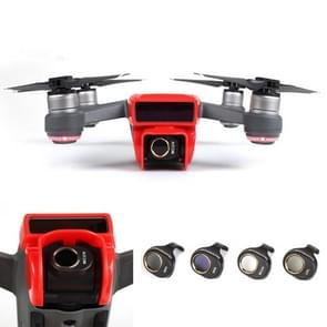 4 in 1 HD Drone Camera ND8/4 & CPL & UV Lens Filter Set for DJI Spark