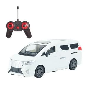 MoFun 869-20B 1:20 Remote Control Business Purpose Vehicle Toy Car (White)