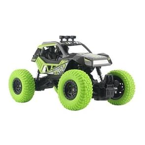 HD8851 1:20 1:20 Alloy Climbing Bigfoot Off-road Vehicle Model 2.4G Remote Control Vehicle Toys(Green)