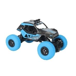 HD8851 1:20 1:20 Alloy Climbing Bigfoot Off-road Vehicle Model 2.4G Remote Control Vehicle Toys(Sky Blue)