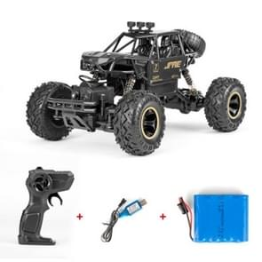 HD6241 1:16 Mountain-climbing Bigfoot Four-wheel Children Remote-controlled Off-road Vehicle Toy(Black)