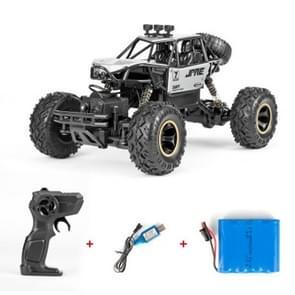 HD6241 1:16 Mountain-klimmen Bigfoot vier wiel kinderen op afstand bestuurbare off-road voertuig speelgoed (zilver)