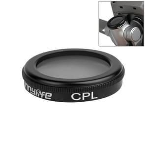 Sunnylife HD Drone CPL Lens Filter for DJI Mavic 2 Pro / Zoom